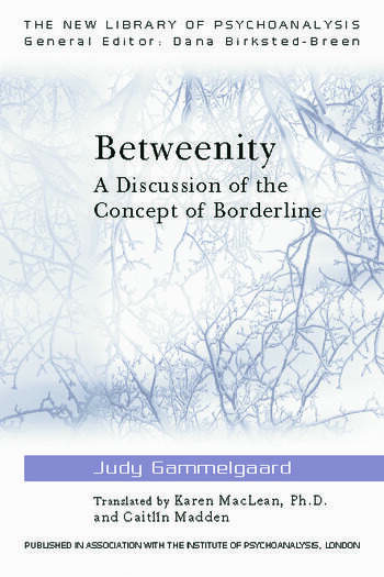 Betweenity A Discussion of the Concept of Borderline book cover