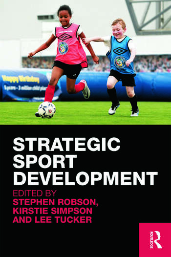 Strategic Sport Development book cover
