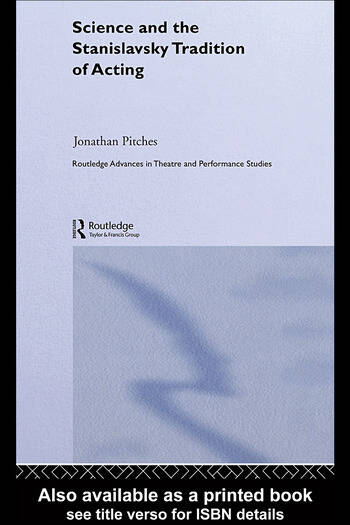Science and the Stanislavsky Tradition of Acting book cover