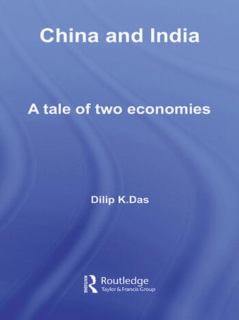 China and India A Tale of Two Economies book cover