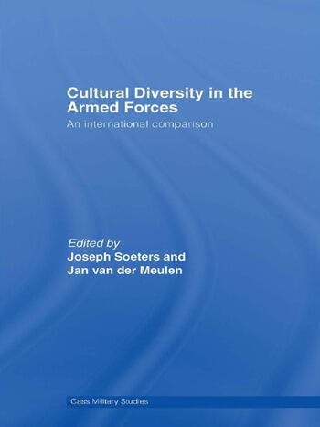Cultural Diversity in the Armed Forces An International Comparison book cover