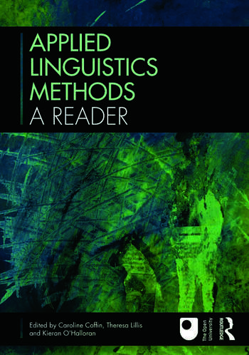 Applied Linguistics Methods: A Reader book cover