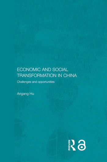 Economic and Social Transformation in China Challenges and Opportunities book cover