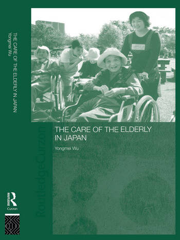 The Care of the Elderly in Japan book cover