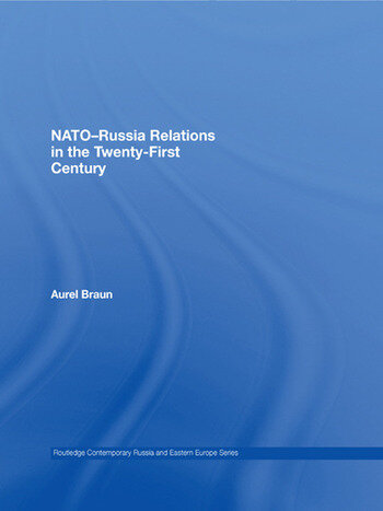 NATO-Russia Relations in the Twenty-First Century book cover