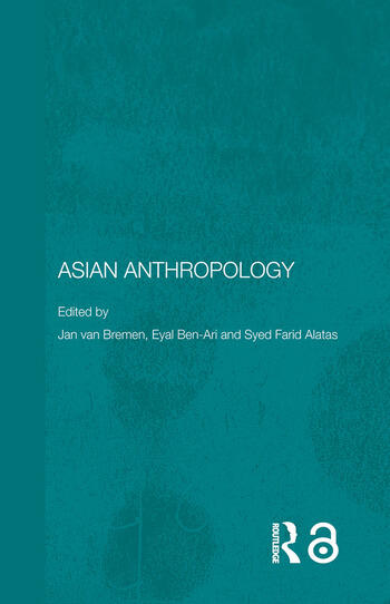 Asian Anthropology book cover