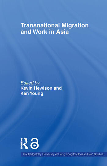 Transnational Migration and Work in Asia book cover