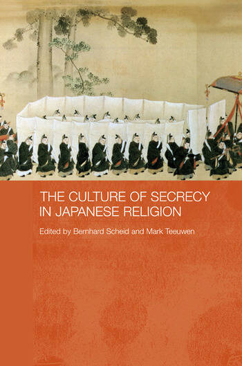 The Culture of Secrecy in Japanese Religion book cover