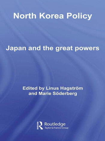 North Korea Policy Japan and the Great Powers book cover