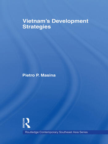 Vietnam's Development Strategies book cover