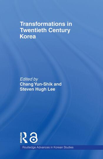 Transformations in Twentieth Century Korea book cover
