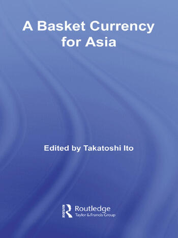 A Basket Currency for Asia book cover