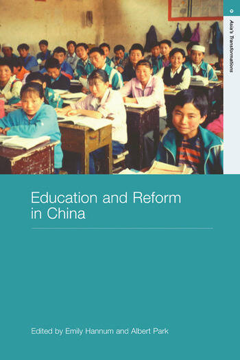 Education and Reform in China book cover