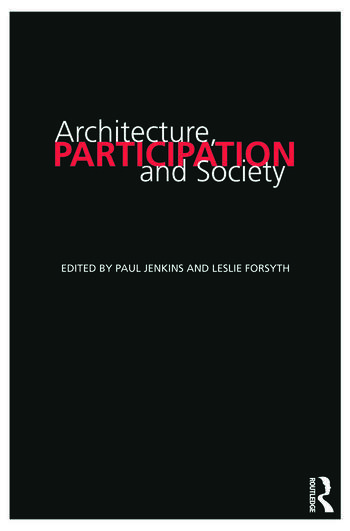 Architecture, Participation and Society book cover