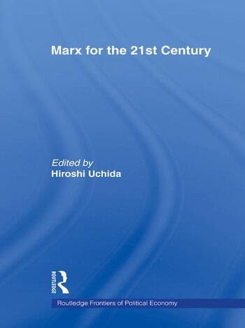 Marx for the 21st Century book cover