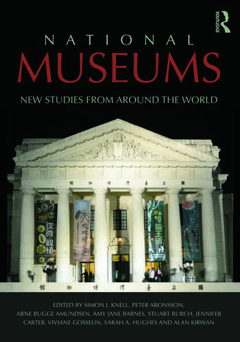 National Museums New Studies from Around the World book cover