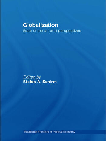 Globalization State of the Art and Perspectives book cover