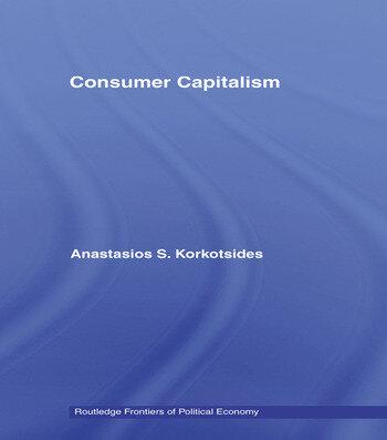 Consumer Capitalism book cover