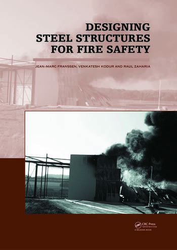 Designing Steel Structures for Fire Safety book cover