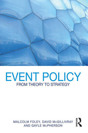 Event Policy From Theory to Strategy book cover