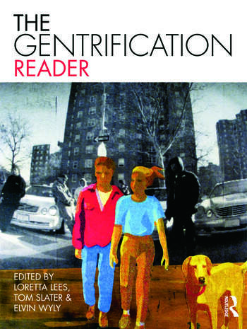 The Gentrification Reader book cover