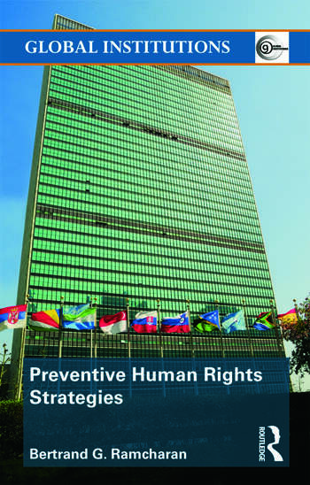Preventive Human Rights Strategies book cover