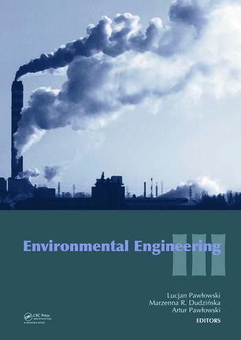 Environmental Engineering III book cover
