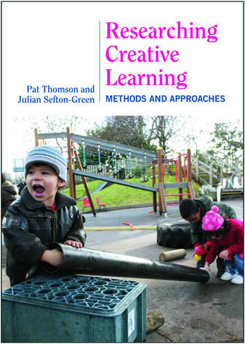 Researching Creative Learning Methods and Issues book cover