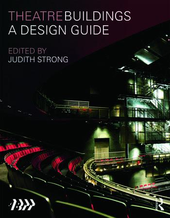 Theatre Buildings A Design Guide book cover