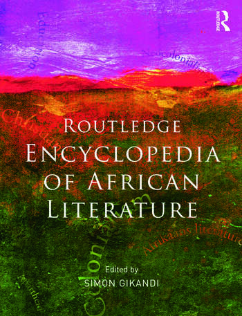 Encyclopedia of African Literature book cover