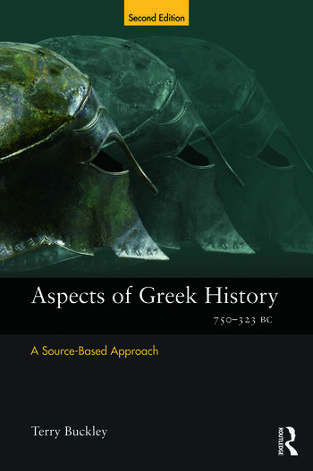 Aspects of Greek History 750-323BC A Source-Based Approach book cover