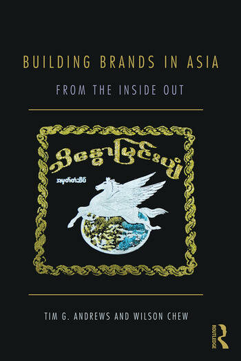 Building Brands in Asia From the Inside Out book cover