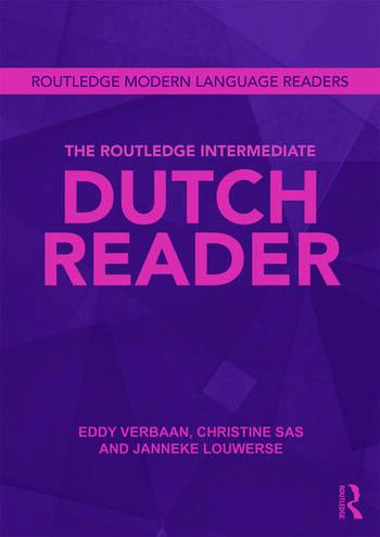 The Routledge Intermediate Dutch Reader book cover
