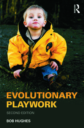 Evolutionary Playwork book cover