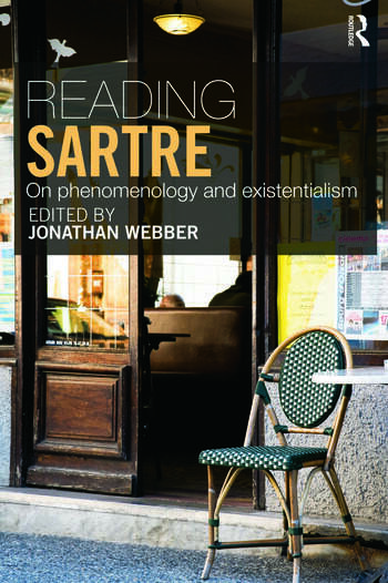 Reading Sartre On Phenomenology and Existentialism book cover