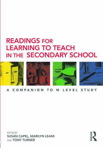 Readings for Learning to Teach in the Secondary School A Companion to M Level Study book cover