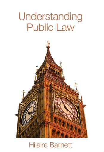 Understanding Public Law book cover