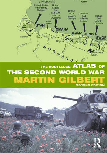 The Routledge Atlas of the Second World War book cover