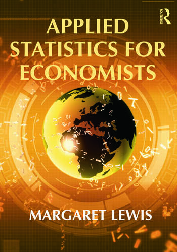 Applied Statistics for Economists book cover