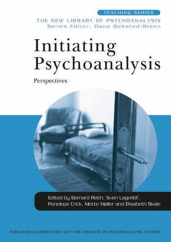 Initiating Psychoanalysis Perspectives book cover