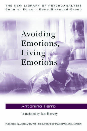Avoiding Emotions, Living Emotions book cover