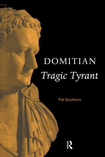 Domitian Tragic Tyrant book cover