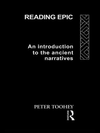 Reading Epic An Introduction to the Ancient Narratives book cover