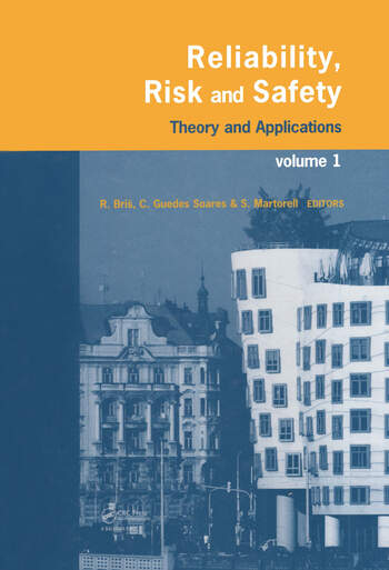 Reliability, Risk, and Safety, Three Volume Set Theory and Applications book cover