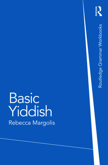 Basic Yiddish A Grammar and Workbook book cover