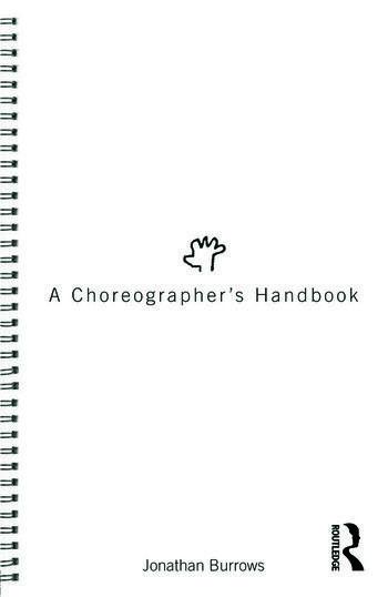 A Choreographer's Handbook book cover