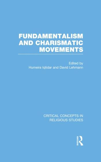 Fundamentalism and Charismatic Movements book cover
