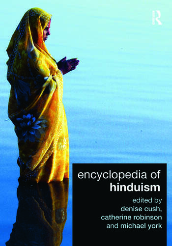 Encyclopedia of Hinduism book cover