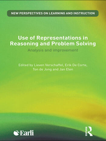 Use of Representations in Reasoning and Problem Solving Analysis and Improvement book cover