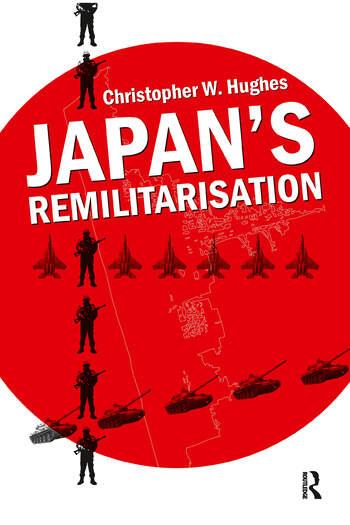 Japan's Remilitarisation book cover
